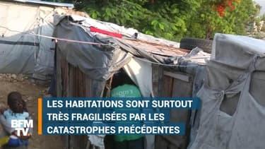 Ouragan Irma: Haïti, la vulnérable, s'attend au pire