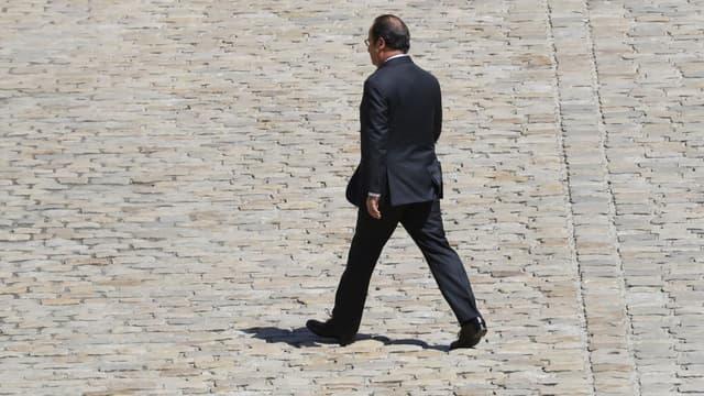 François Hollande touchera jusqu'à 15.000 euros par mois s'il liquide tous ses droits