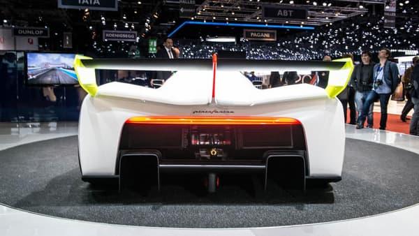 Le H2 Speed est un concept, mais il pourrait bientôt être commercialisé.
