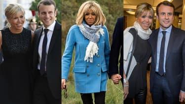 Brigitte Macron, la nouvelle Première dame.