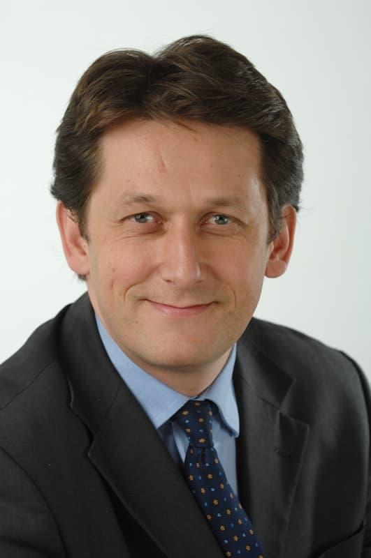 Yves Bernaert, directeur exécutif d'Accenture Technology pour l'Europe, l'Afrique et l'Amérique latine,