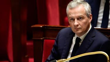 Bruno Le Maire a été soutenu par la majorité des députés