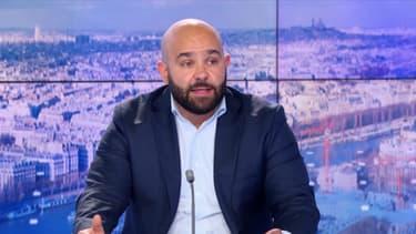 L'avocat de Rémy Daillet sur BFMTV le 28 octobre.