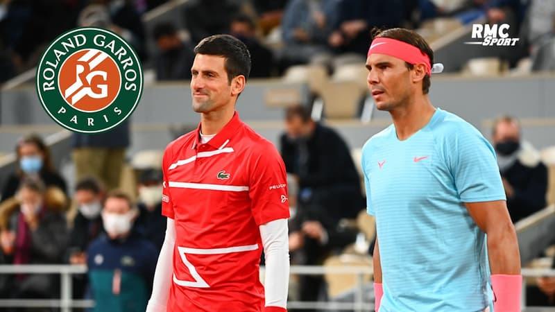 """Roland-Garros : """"Nadal est le plus grand rival que j'ai eu dans ma carrière"""" avoue Djokovic"""