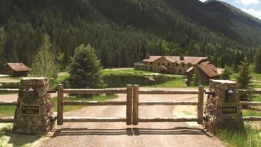 Le milliardaire américain Bill Koch brade sa gigantesque propriété à Aspen, une station de ski huppée dans le Colorado.