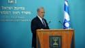 Le Premier ministre israélien Benjamin Netanyahu, le 3 avril 2015.