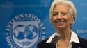Christine Lagarde a été réélue vendredi à la tête du FMI