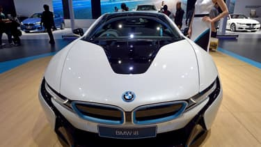 Plus de 40.000 salariés vont imaginer les modèles du futur de BMW