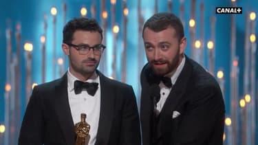 Sam Smith aux Oscars