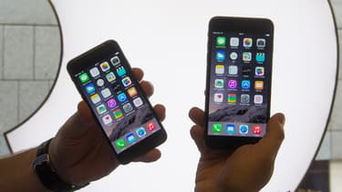 Il suffit d'un sms pour faire planter un iPhone