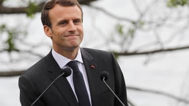 58% des Français ont une mauvaise opinion de l'action économique d'Emmanuel Macron.