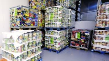 conserves de légumes  (photo d'illustration).