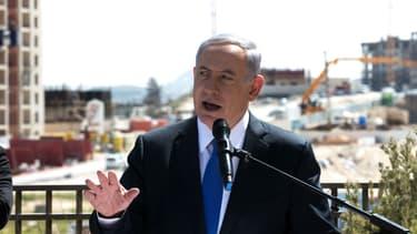 Le parti de Benjamin Netanyahu, le Likoud est devancé dans les sondages pour les législatives de ce mardi.