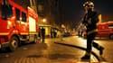 L'incendie d'un immeuble à Aubervilliers (Seine-St-Denis), le 30 mars dernier, a fait trois morts et une dizaine de blessés.