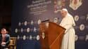 Le pape a lancé samedi un appel à la paix dans la crise syrienne.