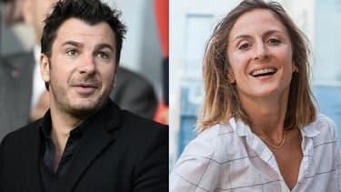 Michaël Youn et Camille Chamoux.