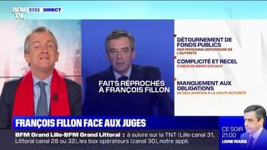 L'édito de Christophe Barbier: François Fillon face aux juges - 24/02