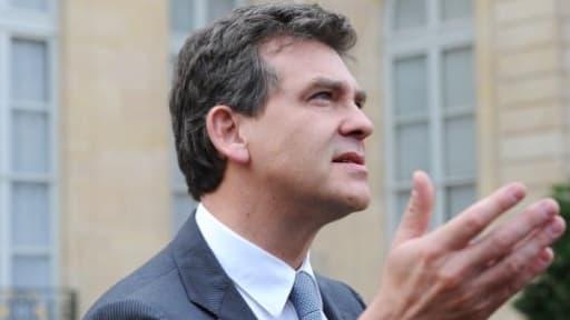 Arnaud Montebourg, le ministre du Redressement productif, compte mettre en place une société publique des mines