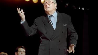 Jean-Marie Le Pen en 1998.