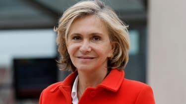 La présidente de la région Île-de-France Valérie Pécresse à Juvisy-sur-Orge (Essonne) le 29 avril 2021.