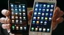 Apple accuse Samsung d'avoir copié le design et les technologies de ses smartphones.