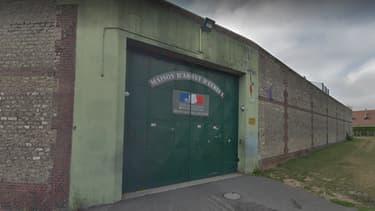 La maison d'arrêt d'Evreux, dans l'Eure.