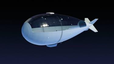 Stratobus va porter des charges utiles pour effectuer des missions telles que la surveillance des frontières ou des sites.