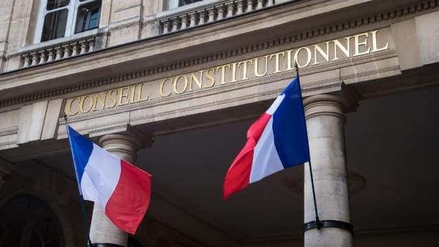 Siège du Conseil constitutionnel à Paris