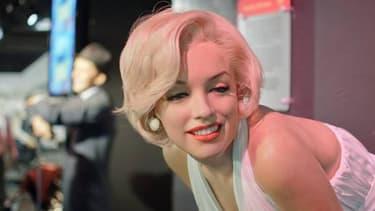 Norma Jean est l'un des célèbres personnalités que l'on peut trouver dans un musée Tussaud's.