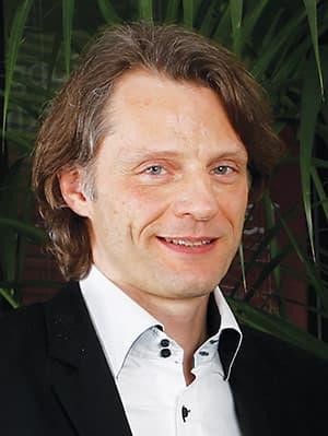 Louis-Pierre Guillaume, directeur Knowledge Management de Schneider Electric a en charge le déploiement du réseau social interne de l'industriel