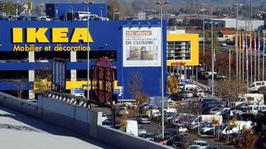 Ikea a affiché une croissance de 2,6% de ses ventes l'an passé
