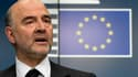 """Pierre Moscovici s'est félicité du """"nouveau coup porté aux fraudeurs""""."""