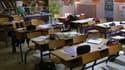Ecole primaire, salle de classe