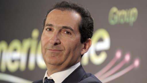 Patrick Drahi, patron de Numerciable, a su convaincre Vivendi de lui céder SFR.