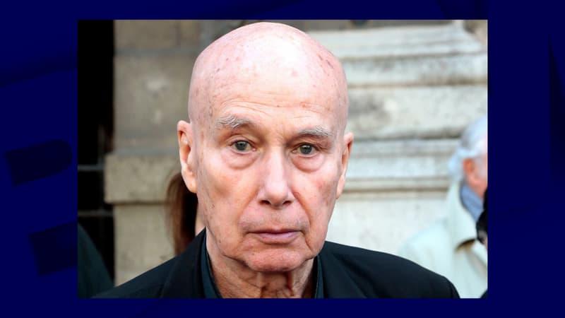 L'écrivain Gabriel Matzneff définitivement privé d'aide publique