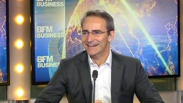 Bernard Liautaud, un des pères de la french tech, était l'invité de Stéphane Soumier dans Good Morning Business ce mardi.