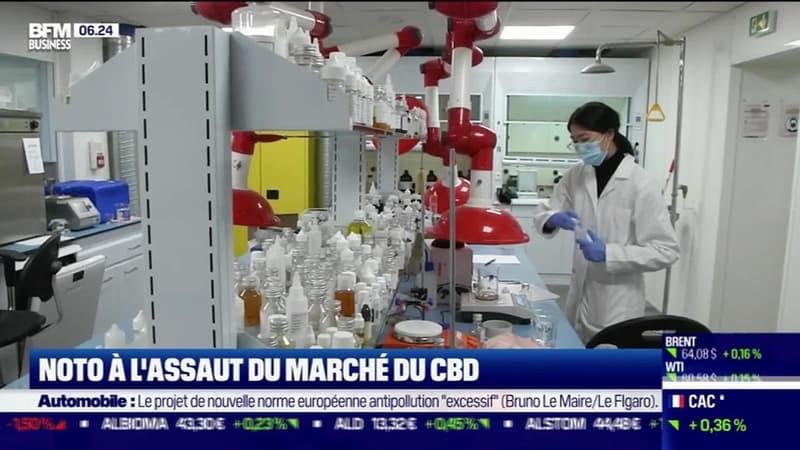 La France qui résiste : Noto à l'assaut du marché du CBD par Justine Vassogne - 14/04