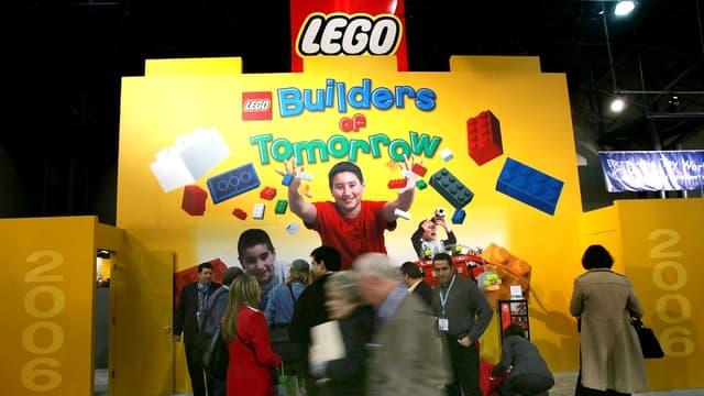 """Lego a bénéficié du succès du film """"La Grande Aventure Lego"""""""