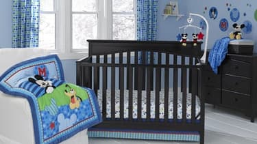 Disney Baby est lancé en Europe