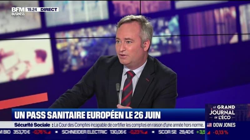 """Jean-Baptiste Lemoyne: """"Un pass sanitaire européen le 26 juin"""""""