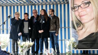 Les parents, la soeur et le beau-frère d'Alexia Daval ont soutenu Jonathann Daval