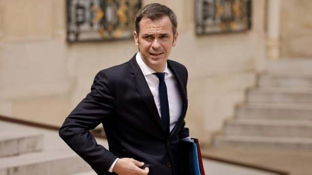Olivier Véran quitte l'Elysée le 7 juillet 2021