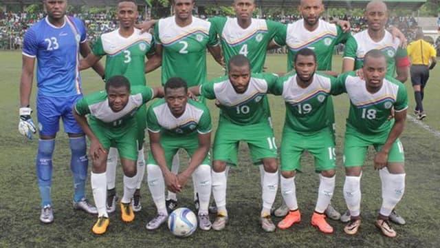 L'équipe nationale des Comores