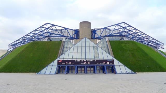 L'Accor Arena à Bercy.