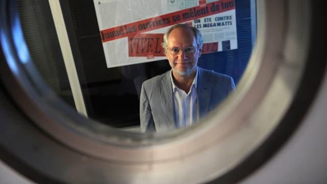 Le quotidien dirigé par Laurent Joffrin a été sauvé cet été par Patrick Drahi et Bruno Ledoux