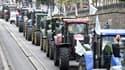 Alors que la manifestation de tracteurs à Paris s'est déroulée ce jeudi sans débordement, un agriculteur dévoile qu'ils ont été défrayés par les syndicats pour se rendre jusqu'à la capitale.