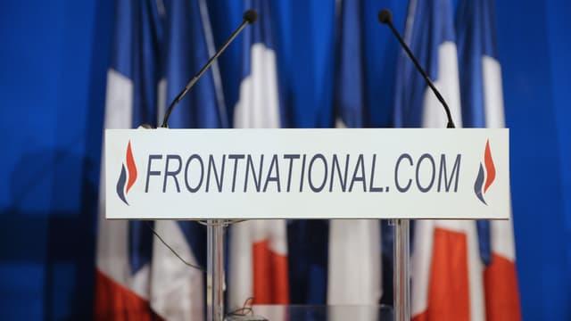 Les instances disciplinaires du Front national pourront décider de son exclusion.