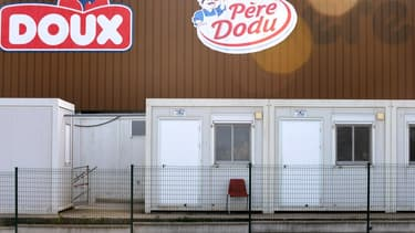Le volailler Doux fabrique notamment les produits de la marque Père Dodu.