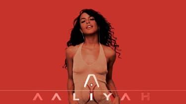 Pochette de l'album Aaliyah
