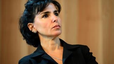 La justice a reconnu mardi l'homme d'affaires Dominique Desseigne comme le père de Zohra, fille de l'ancienne ministre Rachida Dati, ici le 6 octobre à Paris.